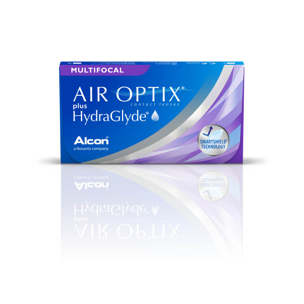 Air Optix Hydraglyde Multifocal Alcon Monatslinsen